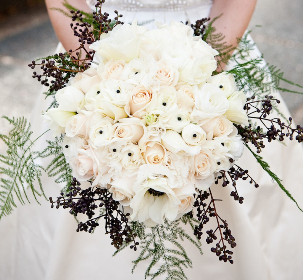 Black Tie Floral Arrangements