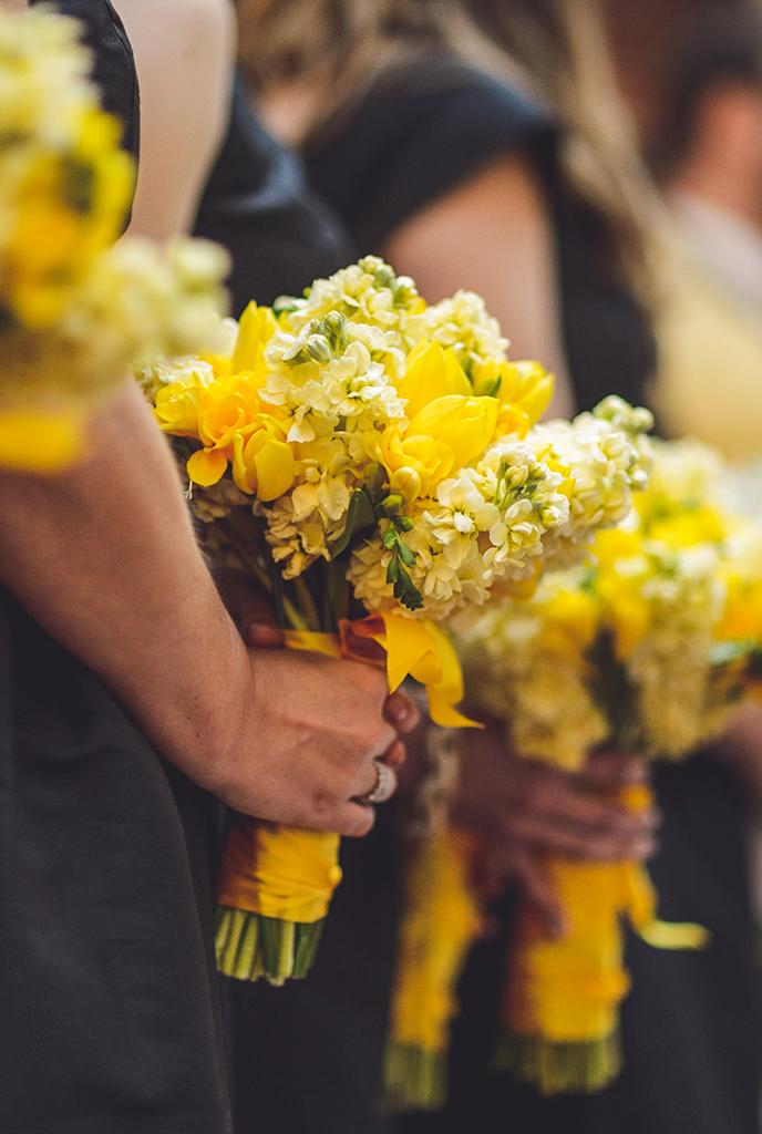 Bohemian Floral Arrangements