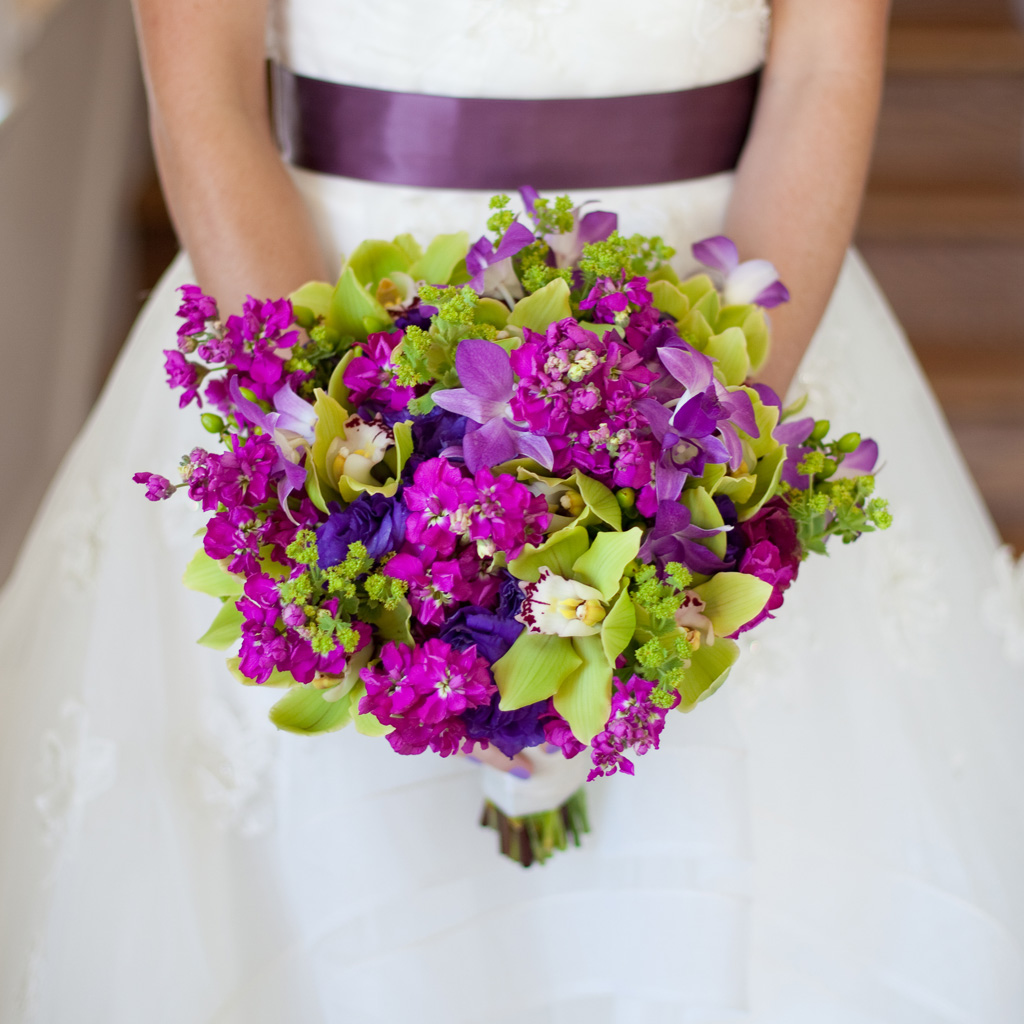 Jewelled Floral Arrangements