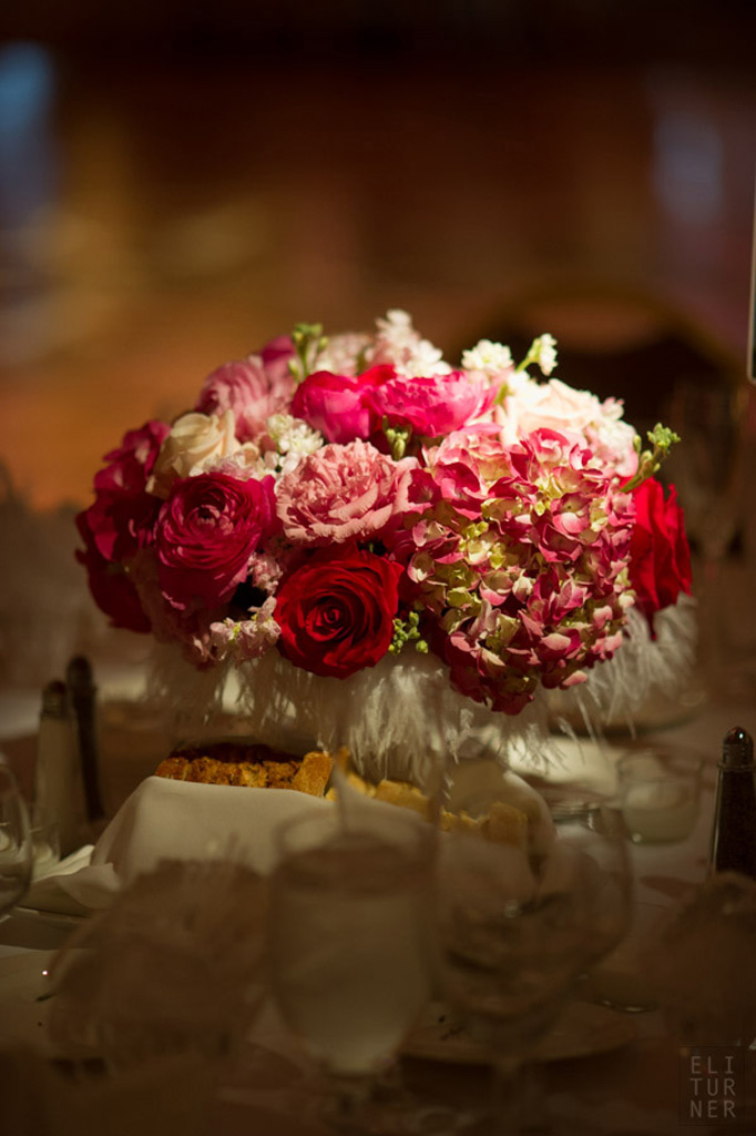 Romantic Floral Arrangements