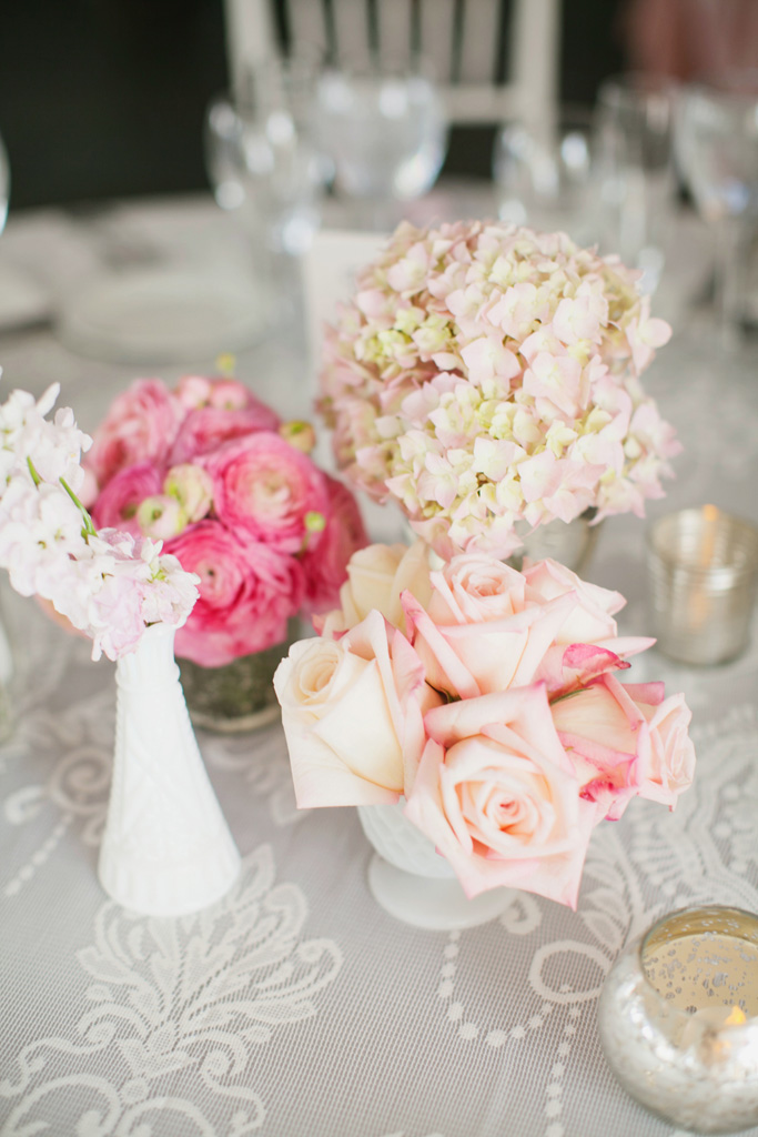 Vintage Floral Arrangements